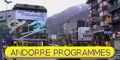 ANDORRE PROGRAMME