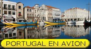 PORTUGAL EN AVION
