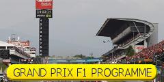 Grand Prix F1 Programmes